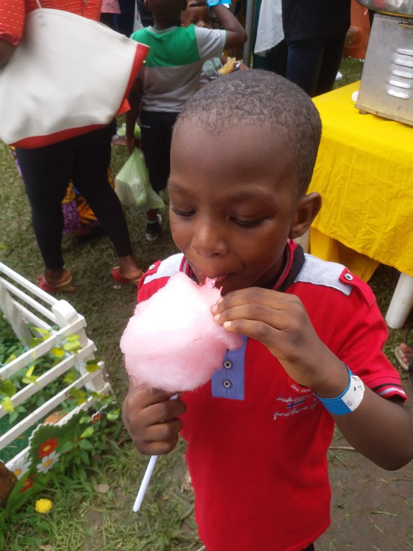 LagosHouseWife Pepsodent Children's Day Party